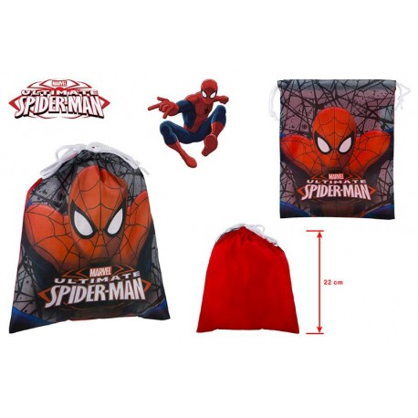 Petate Mochila Spiderman