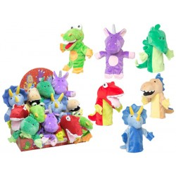 Marionetas Dinosaurios