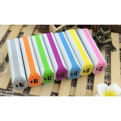 POWER BANK DISEÑO 2600 mAh