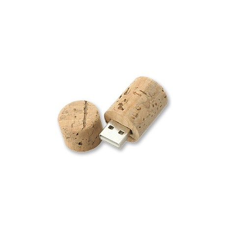 USB CORCHO TAPON BOTELLA VINO 2GB