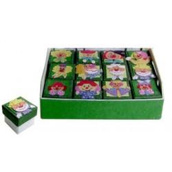 Set 12 cajitas infantiles joker