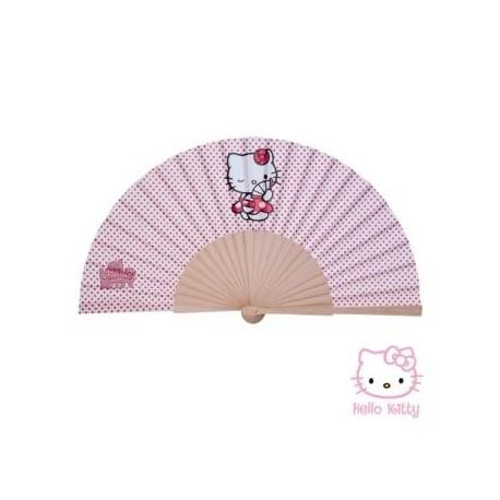 Abanico Hello Kitty