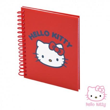 Libreta de la Hello Kitty